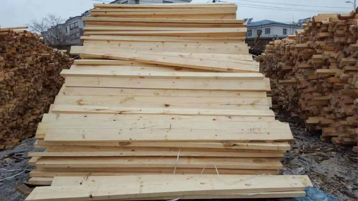 俄罗斯木材市场形势喜人