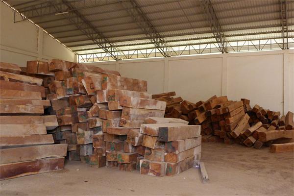 木材市场涨价不息,名贵材也见暴涨!