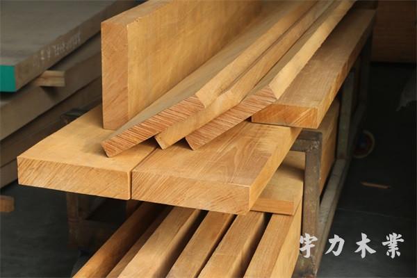 柚木板材规格料